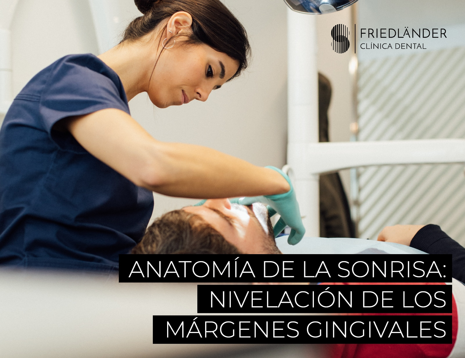 márgenes gingivales
