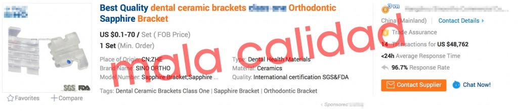 Brackets estéticos de cerámica - ¿cómo escoger un bracket de calidad? 1