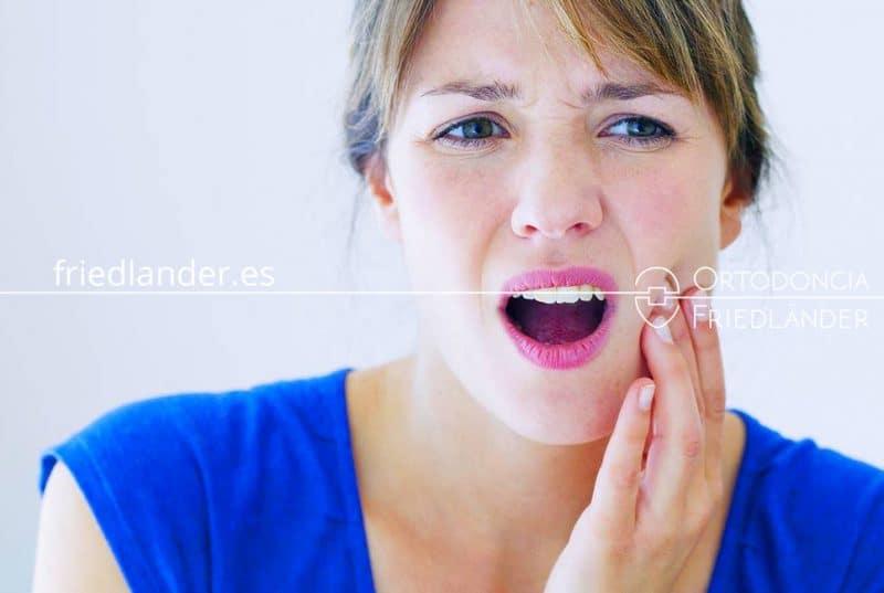 Los problemas de la articulación de la mandíbula - Dolor de la ATM 2