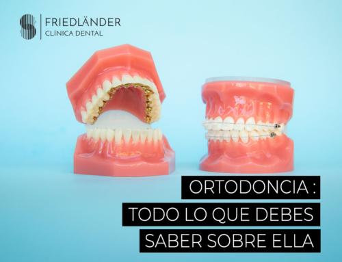 Ortodoncia: Qué es, cuándo la necesitamos, qué tipos hay y cuánto cuesta.