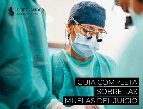 Muelas del Juicio: Qué son, síntomas, extracción y operatorio.