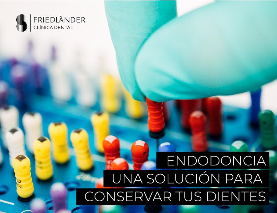 que es la endodoncia