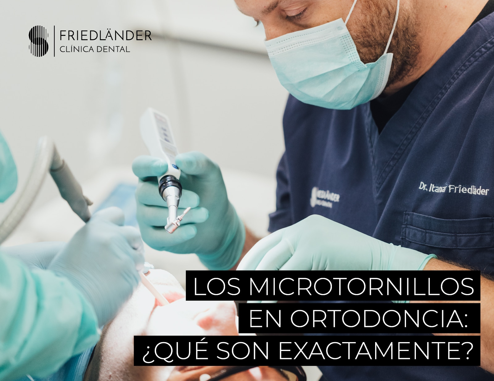 microtornillos en ortodoncia