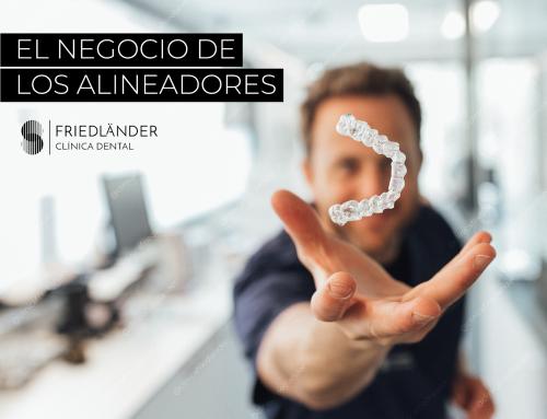El negocio de los alineadores transparentes en la ortodoncia