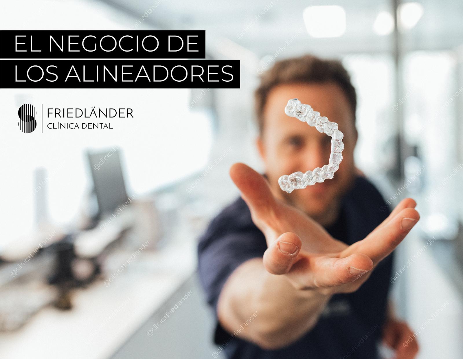 El negocio de los alineadores transparentes en la ortodoncia 1